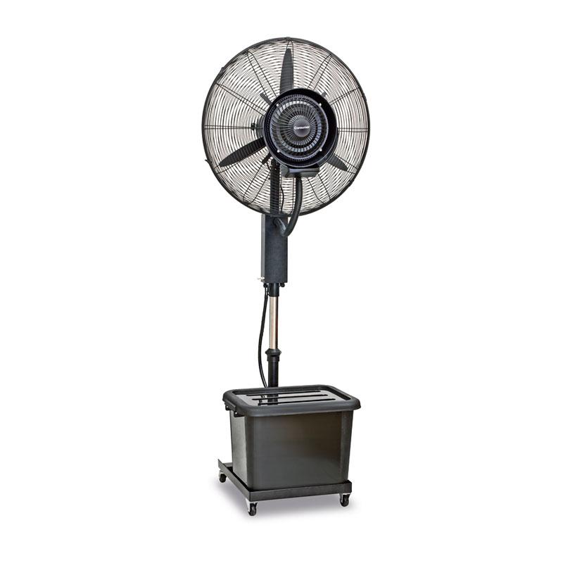 """Ventilador Humidificador Industrial de pie 26"""""""