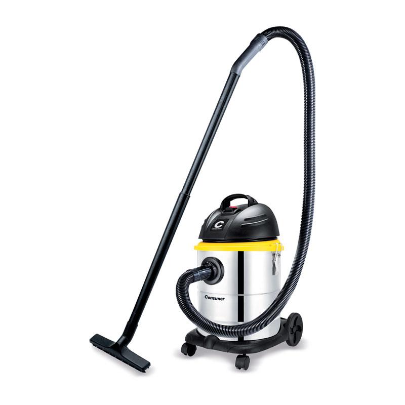 Aspiradora para polvo y agua 30 L