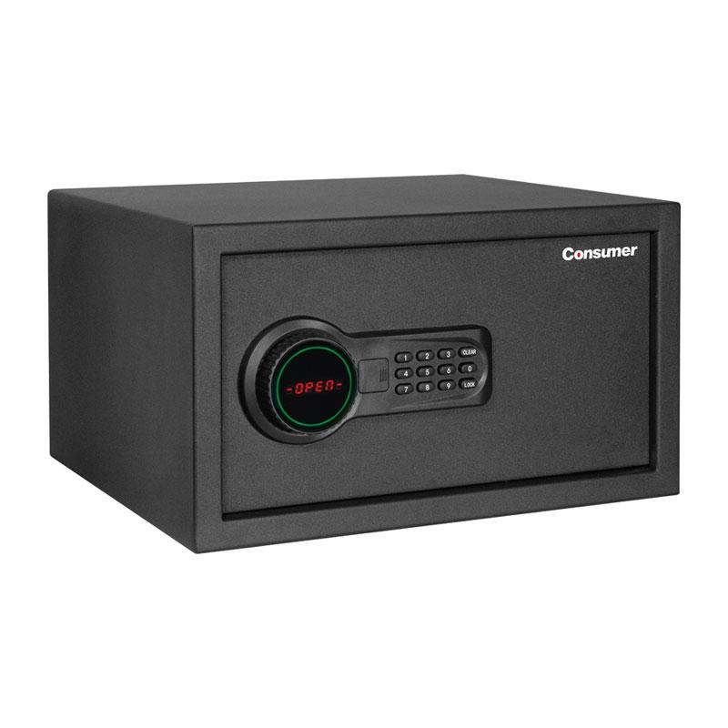 Cajas de seguridad digitales con LCD mediana o laptop