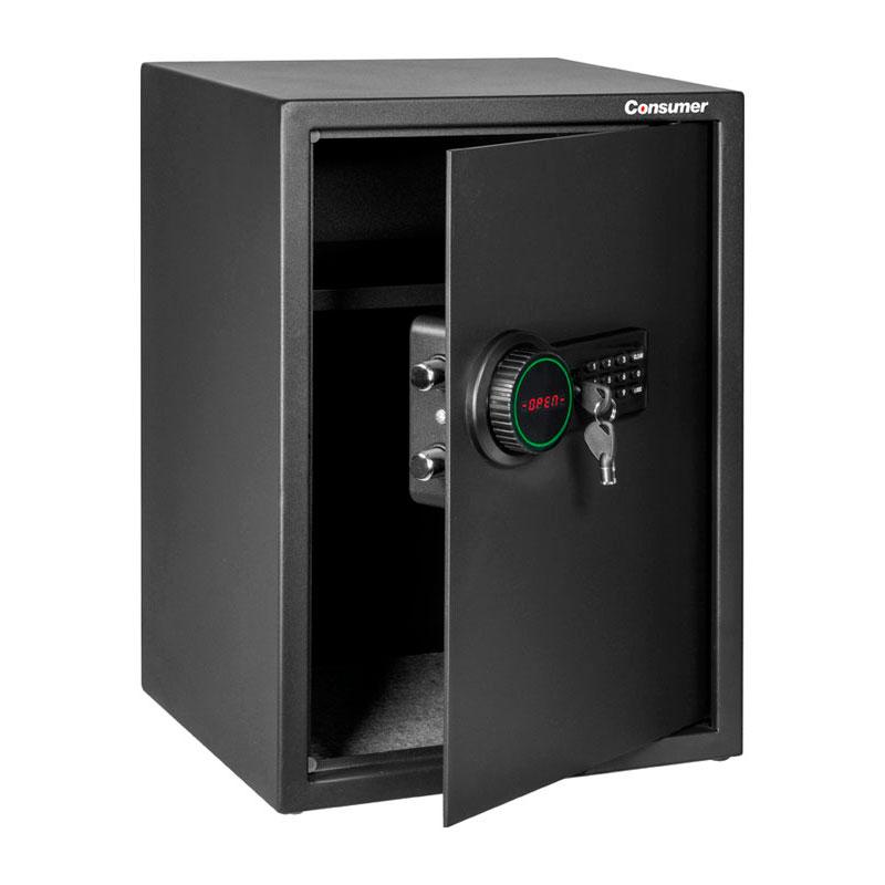 Cajas de seguridad digitales con LCD grande