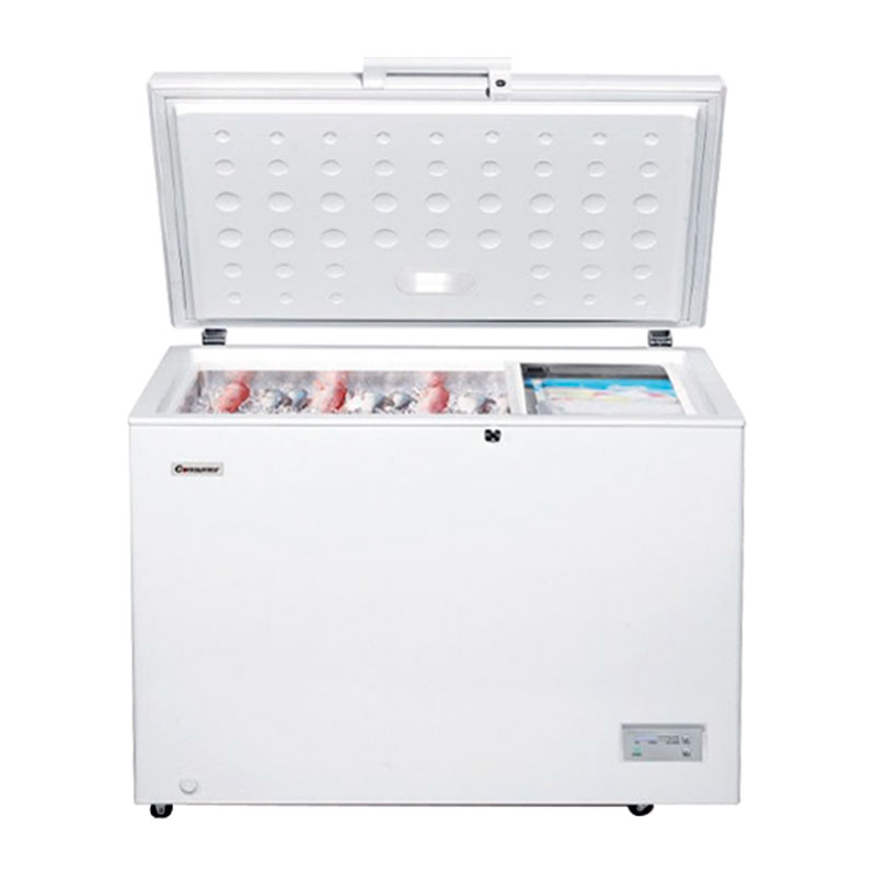 Congeladores horizontales 380 Litros