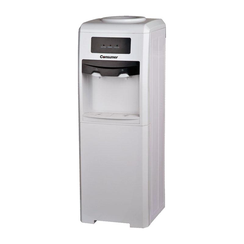 Dispenser de agua fria & natural de pie simple