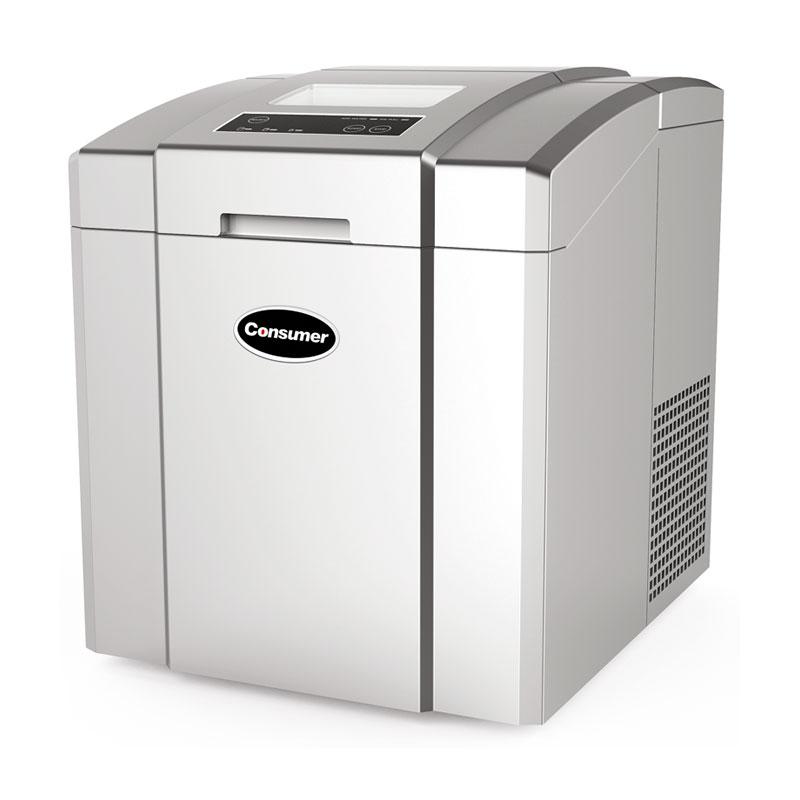 Fabricadora de hielo - 18 kg.